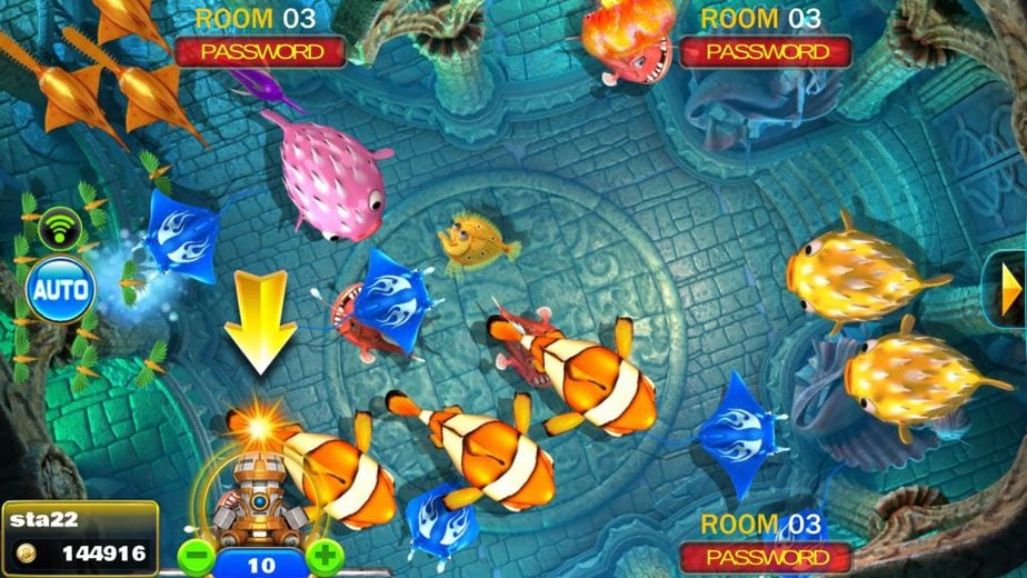 วางแผนในการเล่น เกมยิงปลาออนไลน์ ให้ดีรับรองมีแต่คำว่ารวยแน่นอน